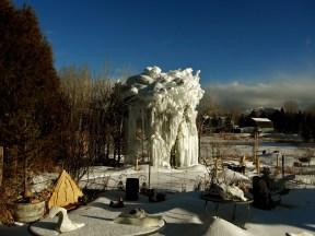 Snow Sculpture @ martincooney.com