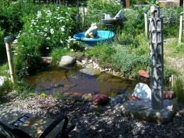 Leaning Tower &Solar Frog / The Sculpture Garden @ martincooney.com