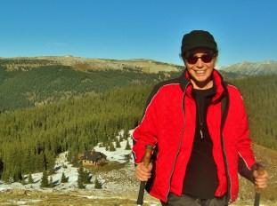 Kris Cooney, owner KMJ COONEY GALLERY, Hut Trip, Fowler-Hilliard