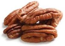 Pacanes pour les Brownies crus
