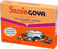 Roucou pour le Riz avec poulet - Style Amérique centrale