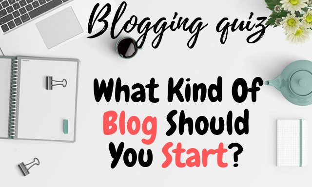 blogging, start a blog, start a business