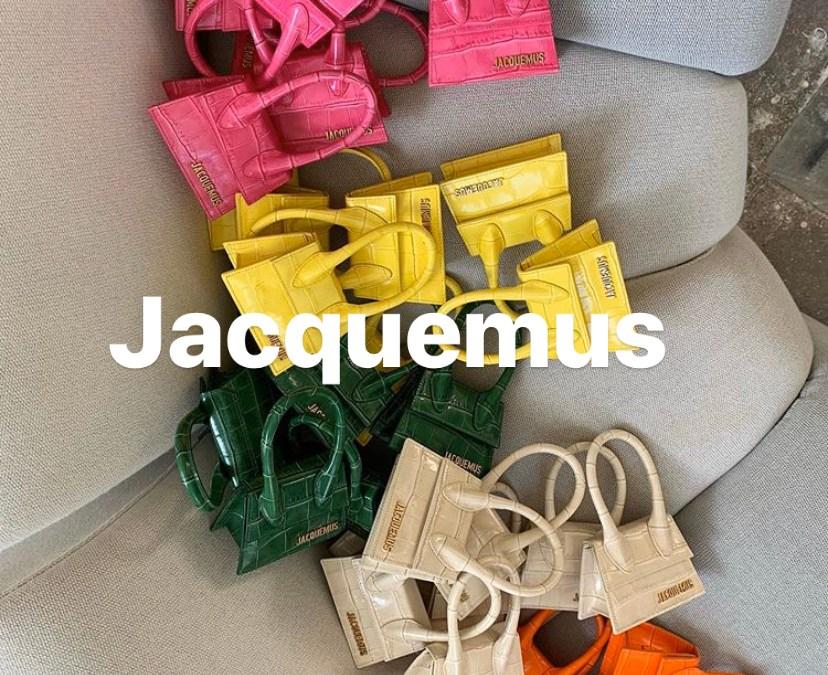 Les 5 articles à shopper chez Jacquemus