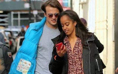 Discover who Malia Obama is dating