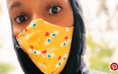 Le masque ou l'accessoire tendance de cet été