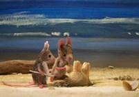 Maggie Rudy - beach