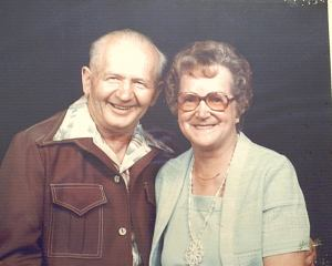 Nana and Andy