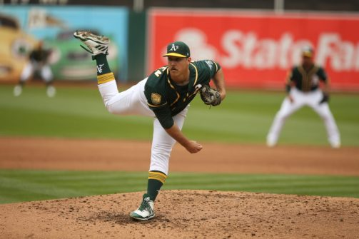 Oakland Athletics vs Texas Rangers