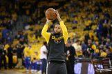 Golden State Warriors vs San Antonio Spurs 2018 NBA First Round Playoffs