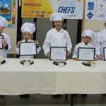 John Muir first grader wins 'Future Chef' contest