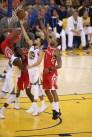 Golden State Warriors vs Houston Rockets Game 6 #30 Steph Curry Photos by Tod Fierner Martinez News-Gazette