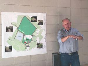 Golden Hills Park, a neighborhood park, will be getting an extensive overhaul.