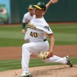 Oakland A's vs KC Royals Photo Gallery