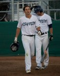 Martinez Clippers vs Pittsburg Diamonds Photo by Mark Fierner ( Martinez News-Gazette )