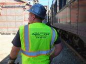 Taylor Heavy Haul Safety Vest