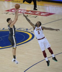 Golden State Warriors vs Cleveland Cavaliers Game Two NBA Finals Photos by Gerome Wright (Martinez News-Gazette)