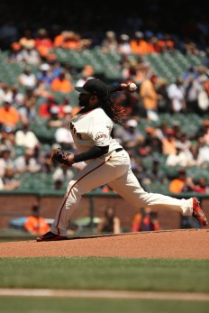 San Francisco Giants vs Chicago Cubs Photos by Tod Fierner ( Martinez News-Gazette )