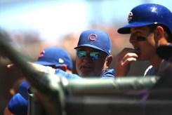 San Francisco Giants vs Chicago Cubs Photos by Tod Fierner ( Martinez News-Gazette )