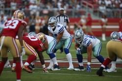 San Francisco 49ers vs Cowboys #4 Cowboys QB Dak Prescott Photos by Tod Fierner ( Martinez News-Gazette )