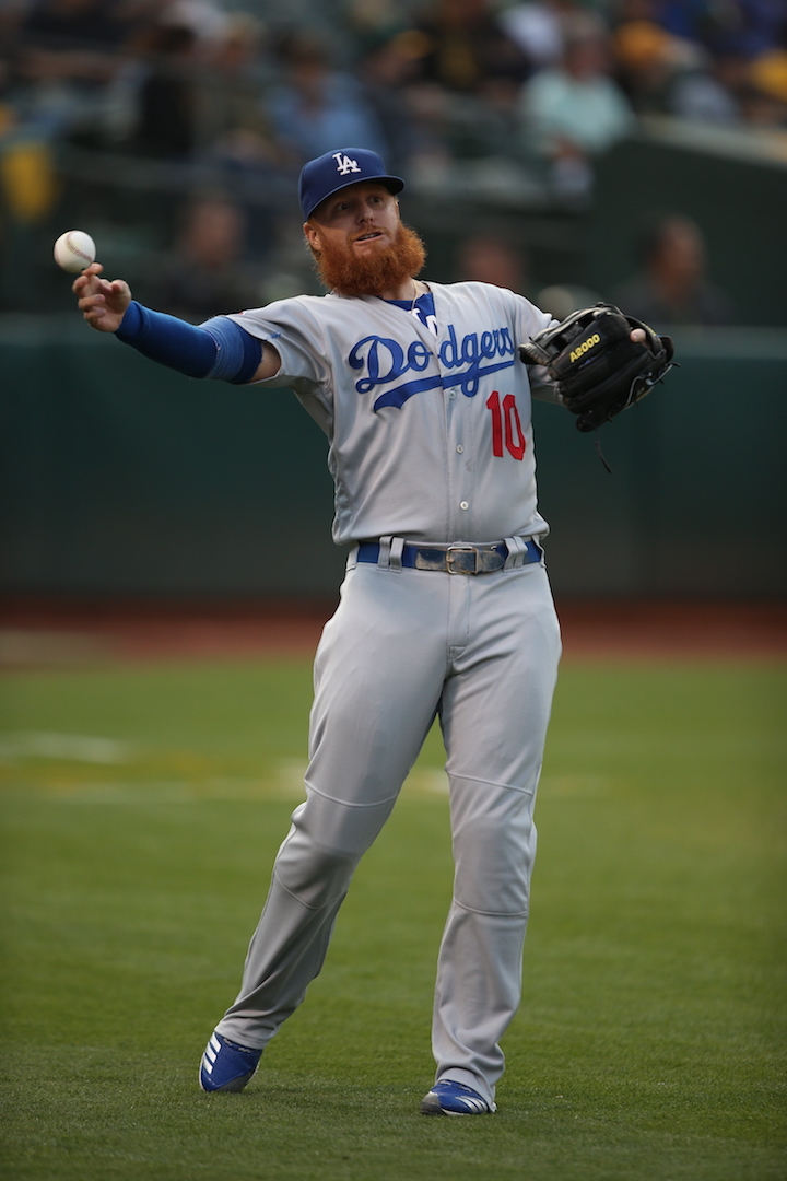 __A's,Dodgers_08-08-18_0049