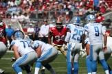San Francisco 49ers vs Detroit Lions #94 DT Solomon Thomas Photos by Tod Fierner (Martinez News-Gazette)