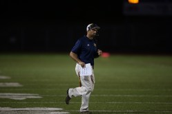 Alhambra Bulldogs vs College Park Falcons Head Coach Alan Hern Photos by Tod Fierner ( Martinez News-Gazette )