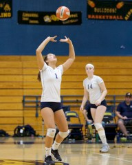 Alhambra Girls Volleyball vs Acalanes Dons Photos by Mark Fierner ( Martinez News-Gazette )