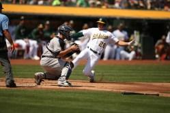 Oakland A's vs New York Yankees Photos by Tod Fierner ( Martinez News-Gazette )