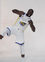 Golden State Warriors Media Day #23 Draymond Green Photos by Gerome Wright ( Martinez News-Gazette )