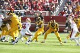 San Francisco 49ers vs Los Angeles Rams Photos by Tod Fierner (Martinez News-Gazette)