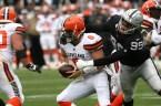 Oakland Raiders vs Cleveland Browns Photos by Tod Fierner (Martinez News-Gazette)