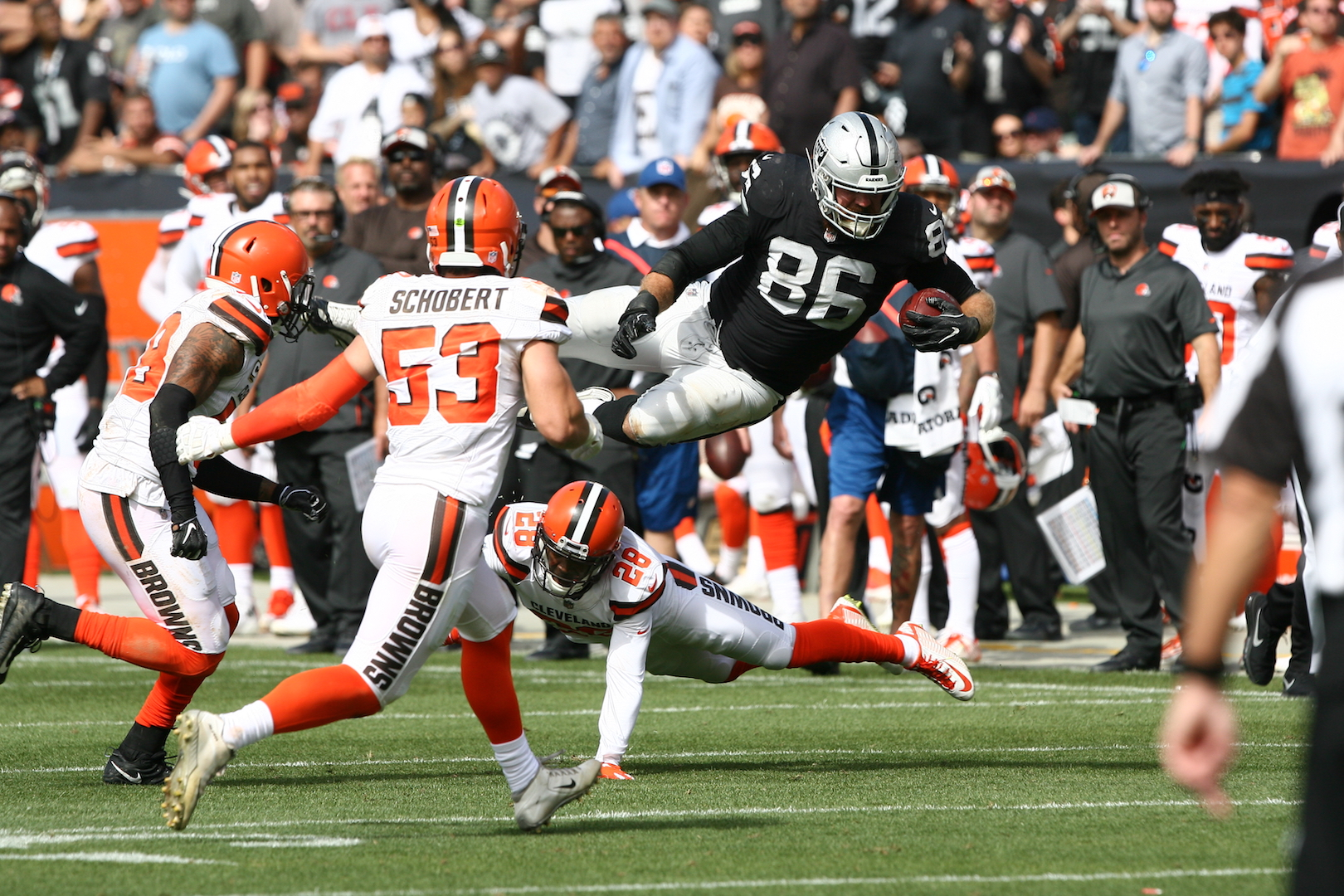 _Browns vs Raiders_09-30-18 0834