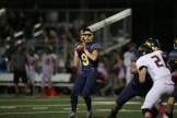 Alhambra Bulldogs vs Northgate Broncos #9 QB Aaron Hern Photos by Tod Fierner (Martinez News-Gazette)