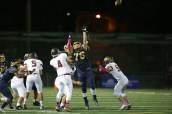 Alhambra Bulldogs vs Northgate Broncos #76 DT, Dawson Brokman Photos by Tod Fierner (Martinez News-Gazette)