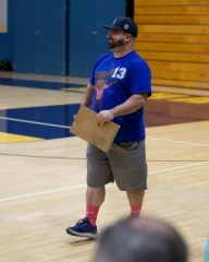 Alhambra Girls Volleyball vs Campolindo Head Coach Willie Marchesano