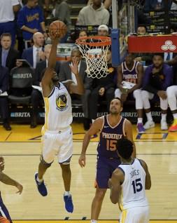 Golden State Warriors vs Phoenix Suns