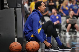 GS Warriors vs LA Lakers Photos by Kym Fortino Shaun Livingston Game day (Martinez News-Gazette)