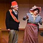 Thornton Wilder's classic comedy delights at  the Campbell
