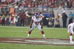 San Francisco 49ers vs New York Giants Photos by Tod Fierner (Martinez News-Gazette)