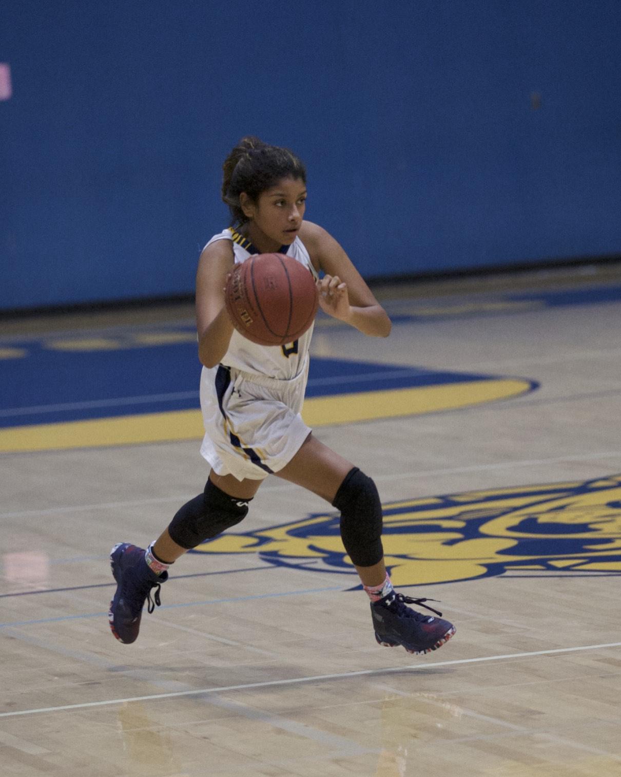 Alhambra Women's basketball vs Kennedy High School