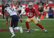 San Francisco 49ers vs Chicago Bears Photos by Tod Fierner (Martinez News-Gazette)