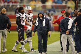 Los Angeles Rams vs New England Patriots Patriots Head Coach Bill Belichick Photos by Tod Fierner (MTZ Gazette)