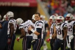 Los Angeles Rams vs New England Patriots #12 QB Tom Brady Photos by Tod Fierner (MTZ Gazette)