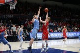 Saint Mary's Gaels vs San Diego Toreros #11 Center Matthias Tass Photos by Tod Fierner (MTZ Gazette)