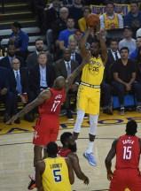 Golden State Warriors vs Houston Rockets