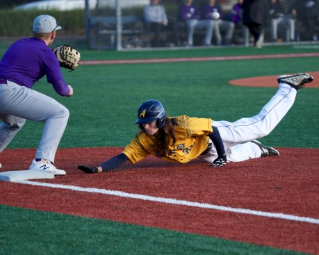 Alhambra Baseball vs College Park Photos by Mark Fierner (Martinez News-Gazette)