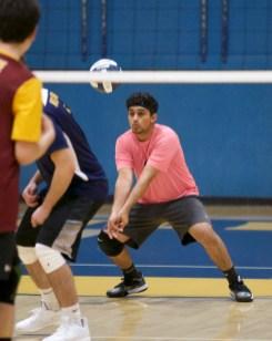 Alhambra Boy's volleyball vs Northgate Photos by Mark Fierner (Martinez News-Gazette)