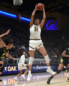 Cal Woman's Basketball vs Oregon Ducks Photos by Gerome Wright