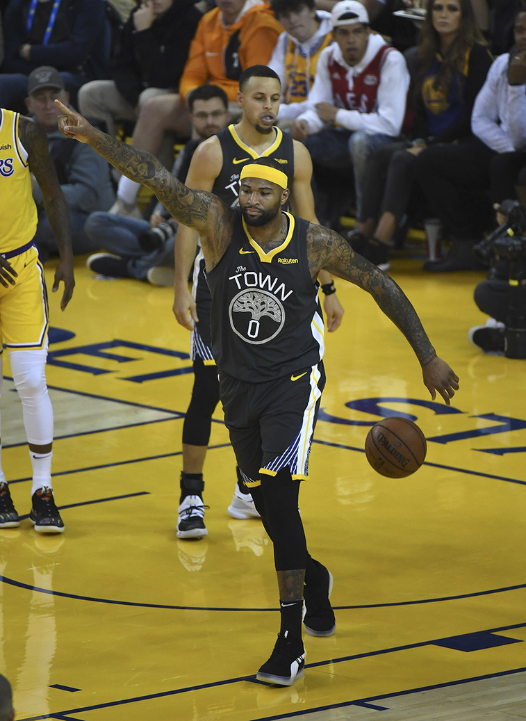 Warriors vs Lakers