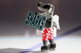 SJ Sharks vs Washington Capitals 5-1 Capitals